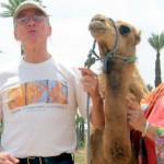 Phil Georgette chat up camel