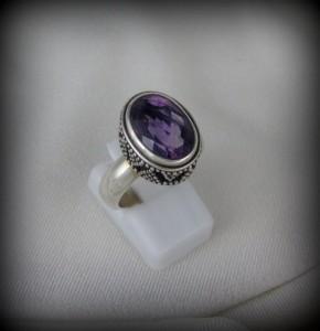 Amethyst Ring BA7251
