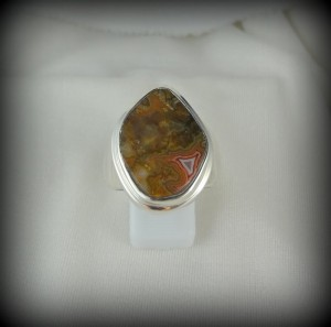 Fairburn Agate Ring BA1280