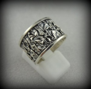 BS13124 Wide Band Ring